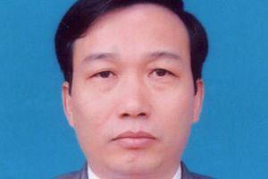 Khởi tố, bắt tạm giam Phó chủ tịch UBND thành phố Việt Trì Lê Sỹ Hồng
