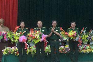 Đại tá Lê Quang Đạo làm Chỉ huy trưởng Biên phòng Lạng Sơn
