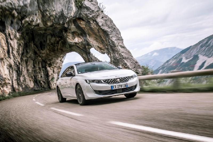Peugeot 508 thế hệ mới: Đối thủ đáng gờm trong phân khúc sedan cỡ D