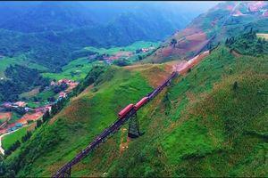 Lạc lối mùa lúa xanh ở thung lũng Mường Hoa