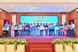 PVOIL Vũng Áng đạt giải Nhất hội thi 'Đội bán hàng giỏi' năm 2018 khu vực phía Bắc