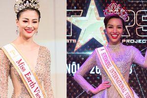 Lộ diện vương miện 1,8 tỷ đồng dành cho đại diện Việt Nam thi Miss Earth 2018