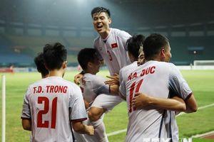 Olympic Việt Nam vs Olympic Syria 1-0: Chiến thắng lịch sử
