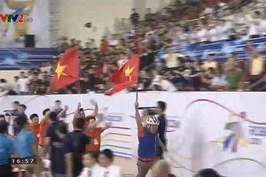 Video đội Việt Nam thắng Trung Quốc, đoạt chức vô địch Robocon 2018
