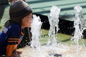 50% số trường học trên thế giới thiếu nước sạch, nhà vệ sinh