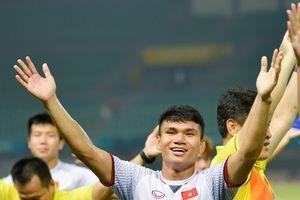 Ai sẽ thay Đoàn Văn Hậu ở cánh trái khi gặp Olympic Hàn Quốc?