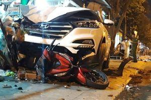 Lý do ôtô gây tai nạn kinh hoàng ở Bình Dương