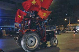 Những kiểu ăn mừng có 1-0-2 sau chiến thắng của Olympic Việt Nam