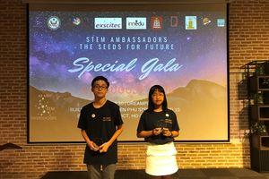 Stem Ambassadors – Hành trình thay đổi cộng đồng của học sinh SNA