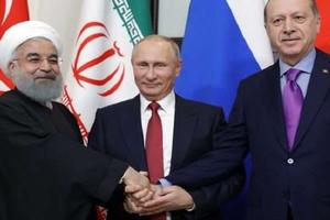 Iran, Nga, Thổ Nhĩ Kỳ sẽ tổ chức hội nghị thượng đỉnh về Syria vào tuần tới