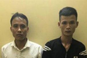 Hà Nội: Bắt giữ 2 đối tượng liều lĩnh đi cướp tài sản trong đêm