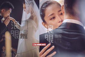 Hé lộ ảnh độc quyền đám cưới của Trương Hinh Dư- tình địch 'một thời' với Phạm Băng Băng