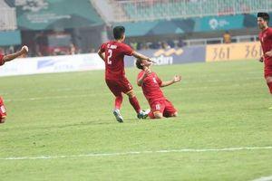 Fox Sport châu Á quan tâm bàn thắng xé lưới Olympic Hàn Quốc