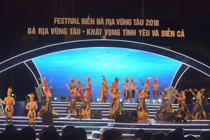Khai mạc Festival Biển Bà Rịa-Vũng Tàu 2018