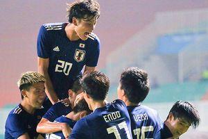 Nhật Bản vào chung kết, Olympic UAE tranh HCĐ với Olympic Việt Nam