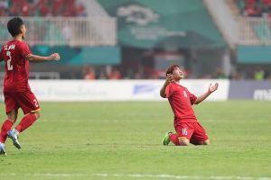Minh Vương lập siêu phẩm sút phạt, U23 Việt Nam thua U23 Hàn Quốc 1-3
