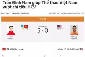 Ngày vàng của Pencak Silat với HCV thứ 2, Trần Đình Nam trả được nợ cũ ở SEA Games