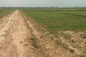 Quốc Oai - Hà Nội: Nhiều sai phạm đất đai tại xã Nghĩa Hương