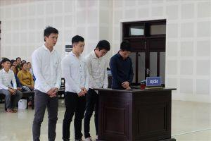 Tuyên án nhóm thanh niên về tội giết người