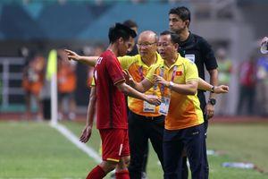 HLV Park Hang-seo tiếp tục trải lòng sau trận thua Hàn Quốc