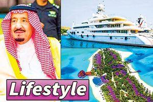 Bí mật những gia tộc tỷ đô: Hoàng tộc Saud giàu nhất quả đất