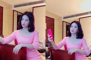 Song Hye Kyo xinh đẹp như gái chưa chồng tại Hồng Kông