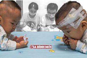 Cặp vợ chồng cho 2 con bốc thăm để lựa chọn 1 đứa được sống vì không đủ tiền chữa bệnh