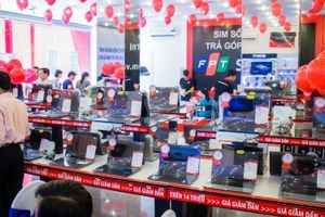 FPT Shop lọt Top nhà bán lẻ hiệu quả nhất Việt Nam năm 2018