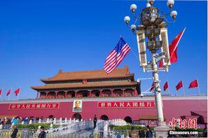 Chuyên gia: Sự 'bắt nạt' của Mỹ không khiến Trung Quốc cúi đầu