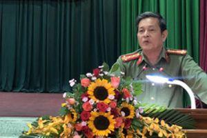 Đại tá Lê Văn Tam: 'Bản thân tôi về sống vui vẻ, giữ gìn sức khỏe'
