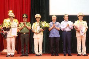 Hà Nội: Sáp nhập Cảnh sát PCCC về Công an Thành phố