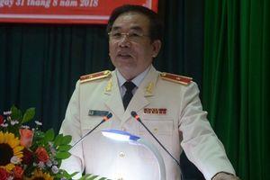 Cục trưởng Cục tham mưu Cảnh sát về làm Giám đốc Công an Đà Nẵng