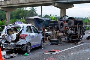 Tám tháng đầu năm, 5.366 người chết vì tai nạn giao thông