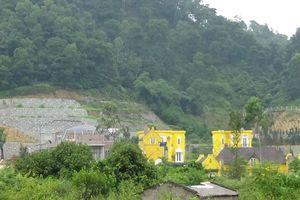 Vụ rừng phòng hộ Sóc Sơn bị 'xẻ thịt': Lộ diện chủ nhân của Hoàng Lê Gia Garden