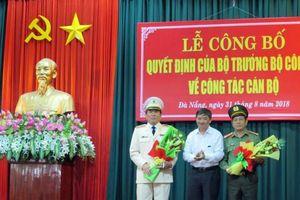 Cục trưởng Cục Tham mưu Cảnh sát trở thành tân Giám đốc Công an Đà Nẵng