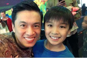 HLV The Voice Lam Trường khoe con trai và con gái với lời lẽ dí dỏm đáng yêu
