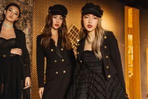 CocoSin lần đầu kết hợp với siêu mẫu Jessica Minh Anh ra mắt BST mới 'Girls Run The World' tại Paris