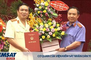 Trao quyết định bổ nhiệm Viện trưởng VKSND tỉnh Quảng Ninh