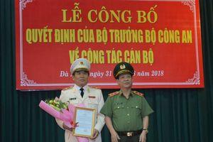 Công an TP Đà Nẵng có giám đốc mới