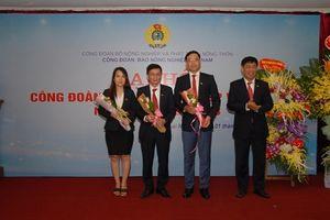 Ra mắt BCH công đoàn Báo NNVN nhiệm kỳ 2018 - 2023