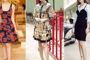 Không hở hang, Hoàng Thùy Linh vẫn thu hút với thời trang vạn người mê