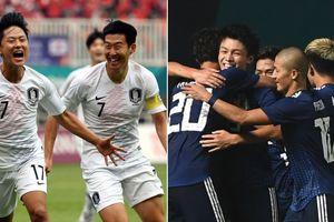 Kèo U23 Hàn Quốc vs U23 Nhật Bản: Gọi tên Son Heung Min