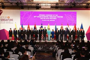 ASEAN khẳng định vai trò trung tâm trong việc tạo lập cấu trúc thương mại mới