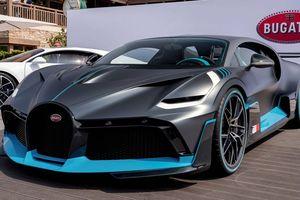 Sự khác biệt giữa Bugatti Divo so với Chiron như thế nào?