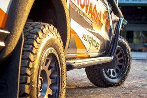 Tổng hợp đồ chơi ôtô off-road (Kỳ 2): Loạt đồ chơi tăng sức mạnh và an toàn