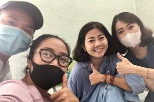 Ốc Thanh Vân ngừng nhận tiền ủng hộ, tiết lộ Mai Phương không còn bị đau nhức vì căn bệnh ung thư
