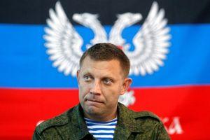 Miền Đông Ukraine nóng sau vụ ám sát thủ lĩnh ly khai
