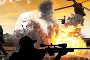 8 đặc nhiệm Anh gian nan lùng giết thủ lĩnh IS sừng sỏ