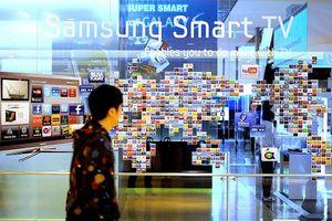 Samsung và LG chiếm gần nửa lợi nhuận TV toàn cầu nửa đầu năm 2018