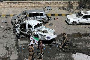 Sân bay quân sự Syria bị tấn công